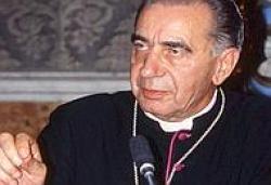 90 anni per Mons. Antonio Riboldi