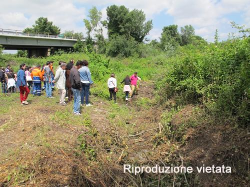 Il sindaco Raffaele Lettieri: vogliamo riportare il sito di Suèssola come era prima