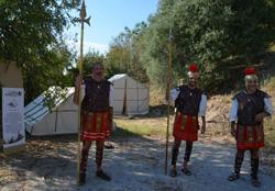 Cancello – Accampamento romano a Suèssola
