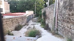 Escursionisti Sanfeliciani: recupero e bonifica di Via Vallone per pista ciclopedonale