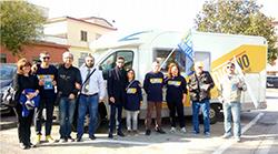 SFEL – Campania Camper Tour