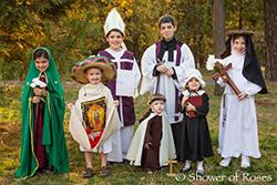 """EVVIVA I SANTI nostri veri amici! Holywins non """"Halloween"""": la santità vince!"""