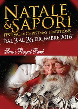 CERVINO – Sabato 3 dicembre inaugurazione di NATALE & SAPORI…